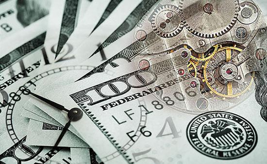 支出账单大幅缩水或取得进展后,拜登支撑率一路下跌,现货黄金看涨。