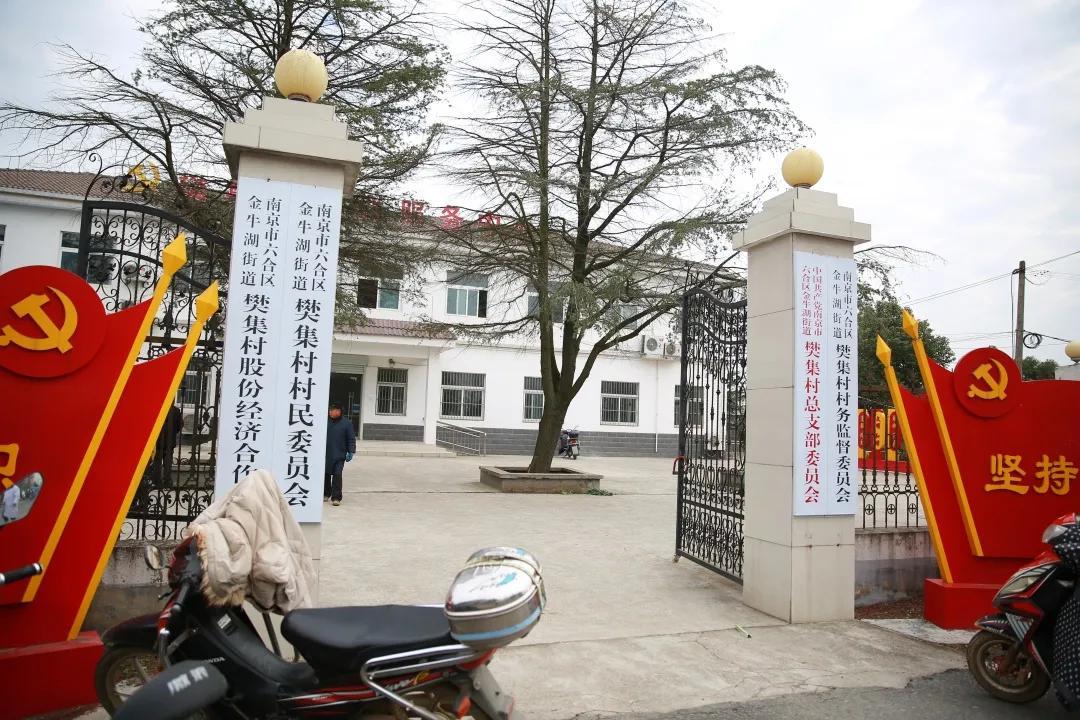 南京江北人民医院多学科团队走进金牛湖樊集村义诊