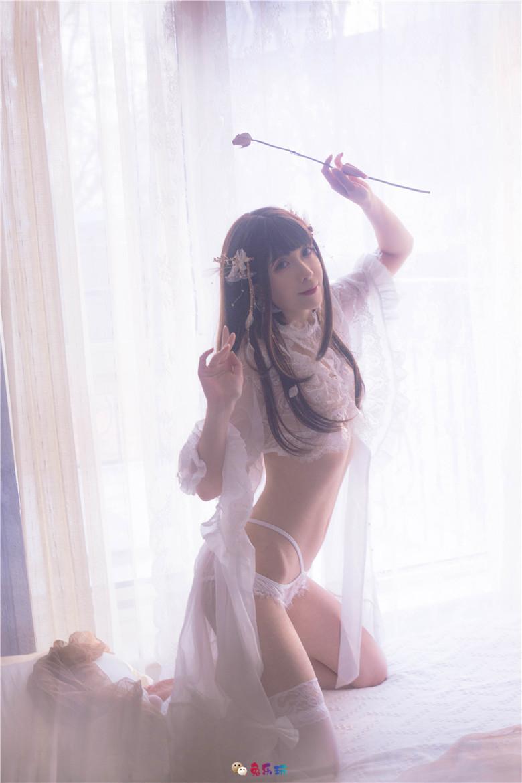 Sakiiii翎柒图包合集精选丨白色流云