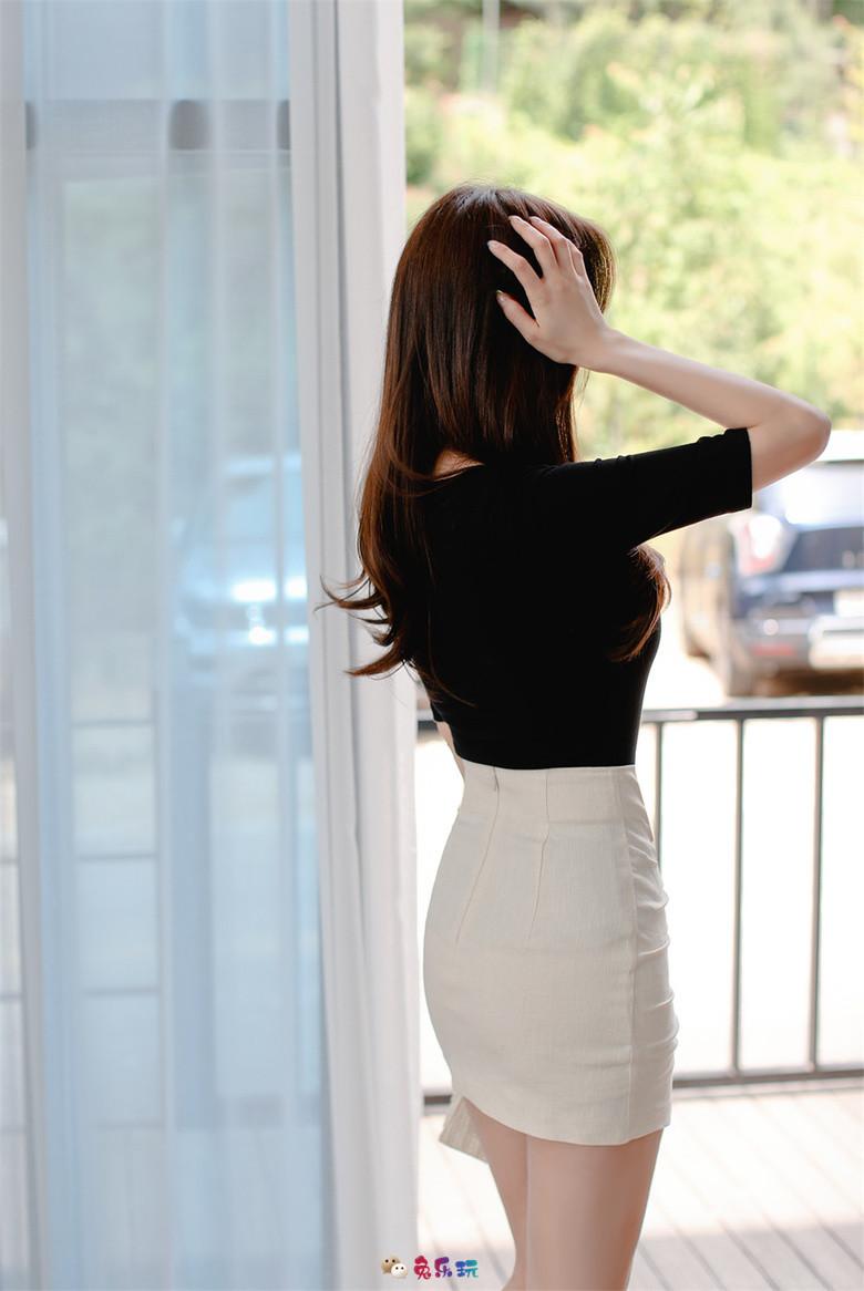 孙允珠性感包臀裙尽现凹凸有致完美曲线身材 节操写真馆 热图9