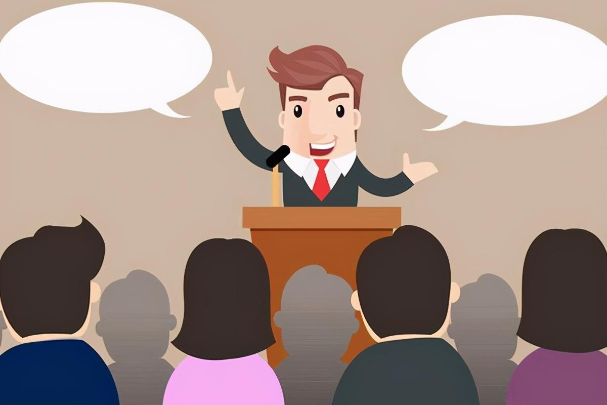 新手演讲非常实用的4个秘诀,快速进阶演讲水平