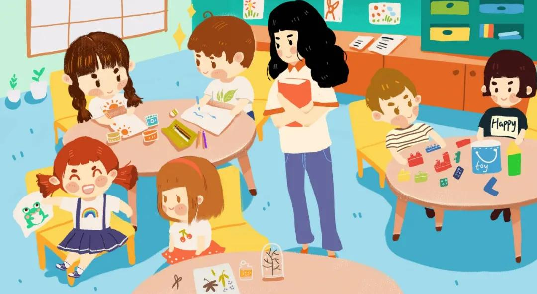 幼儿园中班老师演讲稿4