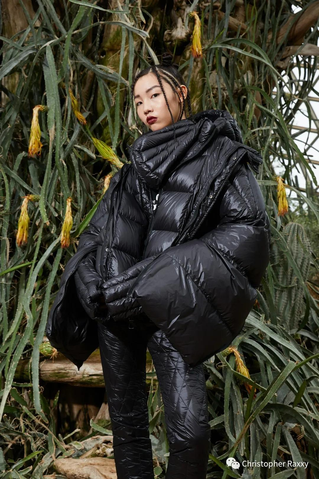 CHRISTOPHER RAXXY 2020AW《涅槃》系列秋冬广告大片