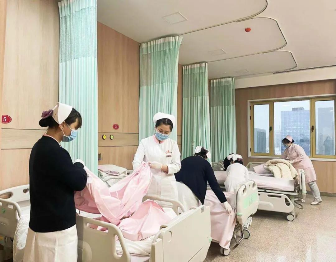 齐心协力搬新家:西安高新医院配套升级中